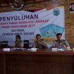 Kapolsek Junrejo Polres Batu sambangi tokoh agama pimpinan Majelis Riyadul Jannah dalam rangka Harkamtibmas