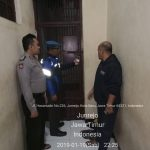 untuk meningkatkan Pengamanan Mako, Polres Batu Tingkatkan Kontrol Tahanan