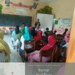 Sosialisasi Tentang Cyber Crime Oleh Kanit Sabhara dan Kanit Reskrim Polsek Bumiaji Polres Batu