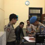 Giat Pengamanan Mako, Polres Batu Tingkatkan Kontrol Tahanan Pastikan Kondisi Sehat