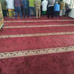 Polsek Pujon Polres Batu Shalat Berjamaah Dengan Warga,Pupuk Kerukunan