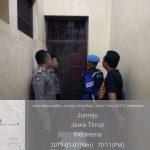 Dalam Rangka Pengamanan Mako, Polres Batu Laksanakan Kontrol Tahanan