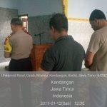 Silaturahmi Dengan Warganya, Anggota Polsek Batu Polres Batu Shalat Bersama Warga