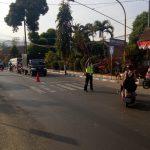 Giat Pelayanan Masyarakat, Polsek Ngantang Polres Batu Bantu Kelancaran Arus Lalin