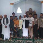 Kapolsek Batu Kota Hadiri Jumat Barokah di Masjid Baitussalam Songgoriti