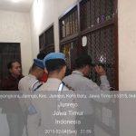 Perketat Giat Pengamanan Mako, Anggota Polres Batu Tingkatkan kegiatan Kontrol Tahanan