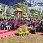 Kapolres Batu dan Walikota Batu serta Forkompimda laksanakan acara peringatan Hari Peduli Sampah Nasional (HPSN) tahun 2019