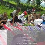 Kabag Sumda Pimpin Do`a Persiapan Pembangunan Perumahan Griya Bhayangkara
