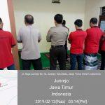 Polsek Junrejo Polres Batu Shalat Bersama Warga, Tingkatkan Silaturahmi