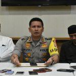 Kapolres Batu fasilitasi Tabayun pengasuh PonpesMiftahul Falahil Mubtadiin Kasembon terkait beredarnya berita Hoax