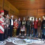 Kapolres Batu hadiri kegiatan pelantikan dan Pengukuhan Majelis Cendekiawan Kraton Nusantara ( MCKN ) Kota Batu