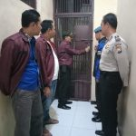Polres Batu Tingkatkan Kontrol Tahanan Giat Pengamanan Mako