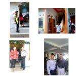 Polsek Junrejo Polres Batu Laksanakan Pengamanan Lokasi, Tingkatkan Keamanan Tempat Ibadah