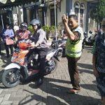Polsek Batu Polres Batu Laksanakan Pengamanan Lokasi empat Ibadah