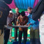 Polsek Pujon Menghadiri Peresmian Sekolah Roudlotul Athfalt ( taman kanak kanak )