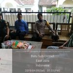 Silaturahmi Kamtibmas Bhabin Desa Pesanggrahan Polsek Batu Polres Batu