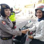 Anggota Bhabin Dan Provos Polsek Kasembon Polres Batu Laksanakan Giat Patroli Keamanan Wisata