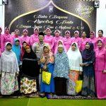 Keharuan menghiasi acara silaturahmi Kapolres Batu dan Ibu Ketua Cabang Bhayangkari di Pondok Lansia Rodhiyatan Mardhiyah Batu.