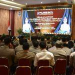 Mantapkan Pengamanan Idul Fitri 1440 H, Polres Batu Gelar Latpraops Ketupat Semeru 2019