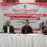 Menjaga Kondusifitas Di Tengah Pemilu Pasca Pemilu Serentak 2019, Wakapolres Batu Jadi Narasumber Seminar Kebangsaan