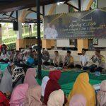 Keluarga besar Polres Batu melaksanakan silaturahmi dan buka bersama dengan anak yatim piatu