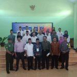Pengundian Nomer Urut Dalam rangka Pilkdes Di hadiri Oleh Bhabinkamtibmas Pandesari Polres Batu