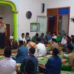 Kapolsek Pujon Polres Batu Bersama Muspika Giat Safari Ramadhan Di Desa Madiredo