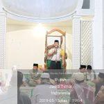 Safari Ramadhan Kapolsek Pujon Polres Batu Dan Muspika Di Desa Wiyurejo