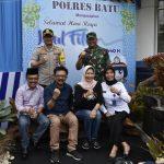 Cek kesiapan Pos Pam Dan Pos Yan Ops ketupat Semeru 2019, ini yang dilakukan oleh Walikota Batu dan Forkompimda