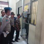 Guna Meningkatkan Keamanan Mako, Rutin  Polres Batu Laksanakan pengecekan Tahanan