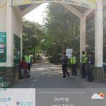 Polsek Bumiaji Polres Batu di hari Raya Idul fiteri Giatkan Patroli wisata Jaga Kamtibmas