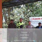 Anggota Bhabinkamtibmas Silaturahmi Ke Warga, Bhabinkamtibmas Polsek Ngantang Polres Batu Patroli Malam Jaga Kamtibmas
