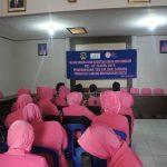 Peringati HKGB Ke- 67, PC Bhayangkari Batu Gelar Pemeriksaan Tes Iva Dan Sadanis