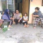 Pelayanan Masyarakat Polres Batu. Kegiatan Kunjungan Kerukunan Warga Bhabinkamtibmas Kelurahan Songgokerto Polsek Batu Tetap Aman Dan Damai