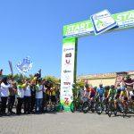 Kapolres Batu Bersama Forkopimda Memberangkatkan Peserta Tour d'Indonesia 2019