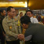 Kapolres Batu gagas acara Silaturahim dan Ngobrol Bersama dengan HMI, PMII dan GMNI Malang Raya