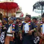 Sujono Djonet salah satu anggota dewan Kota Batu menggelar tasyakuran Dalam Rangka Suroan