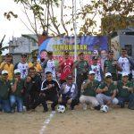 Tumbuhkan Jiwa Sportifitas dan Persatuan, Kapolres Batu Gelar Tournament Sepak Bola Kapolres Cup 2019