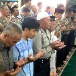 Polres Batu gelar Sholat Ghaib berjamaah untuk doakan Almarhum Immawan Randy