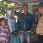 Giat Sambang Kerukunan Warga dilaksanakan oleh Anggota Bhabinkamtibmas Kelurahan Songgokerto Polsek Batu