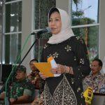 Walikota Batu pimpin apel kesiapan pengamanan tahun baru 2020 di Balai kota among Tani