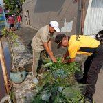 Sinergitas TNI Polri dengan Masyarakat Desa Pendem