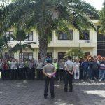 Cegah penyalahgunaan, Polres Batu adakan pengecekan senjata api milik dinas