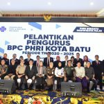 Kapolres Batu hadiri pelantikan BPC PHRI Kota Batu