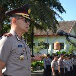 1 orang Polisi senior raih kenaikan pangkat penghargaan dari Kapolres Batu