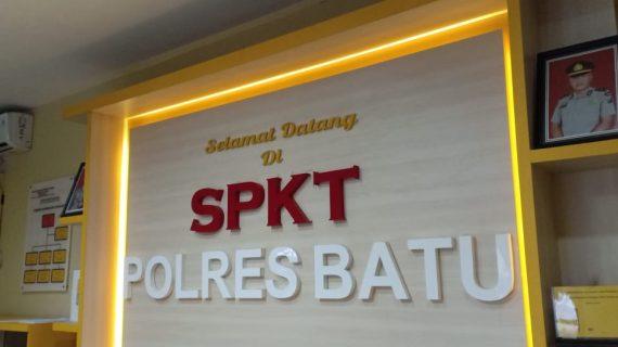 Pelayanan Prima SPKT Polres Batu