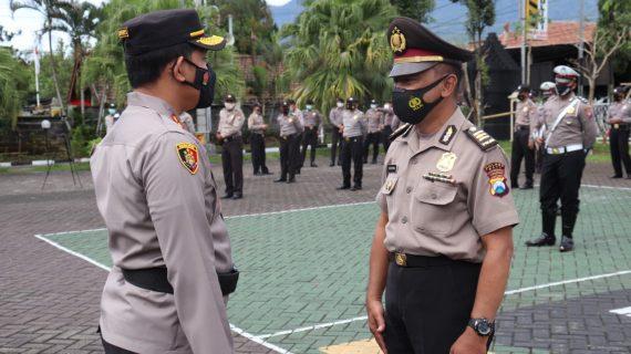 38 TAHUN JADI POLISI TANPA CACAT, KANIT SABHARA POLSEK BATU NAIK PANGKAT JADI AKP