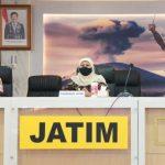 Vidcon Rakor Lintas Sektoral, Diikuti Oleh Menteri Serta Panglima TNI Terkait Persiapan Pengamanan Idul Fitri 1442 H
