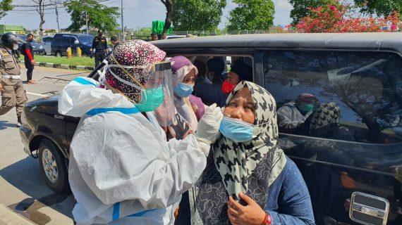 Antisipasi Penyebaran Covid-19, Forkopimda Jatim Siapkan Antigen Massal di Bangkalan