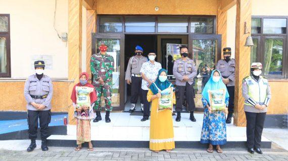 Forkopimda Bangkalan dan Ditlantas Polda Jatim Lakukan Pemeriksaan di Terminal